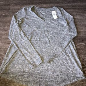 American eagle long sleeve soft & sexy plush shirt